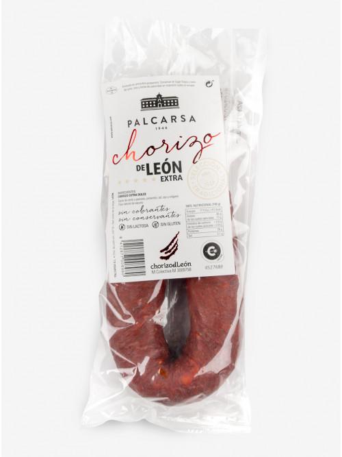 Chorizo de León [Sarta] 450 g.